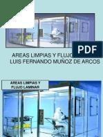 Areas Limpias y Flujo Laminar