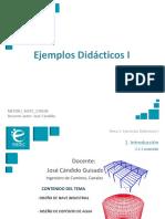 Presentación M3T3 Ejemplos Didácticos I