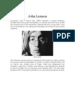 Biografia John Lennon