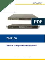 Manual DM4100