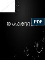 Risk Management Late Submit