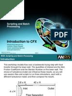 CFX Intro 12.0 WS9 Scripting