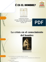 Intro Antropologia Filosofica