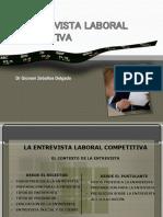 09 y 10 Entrevista Laboral Competitiva