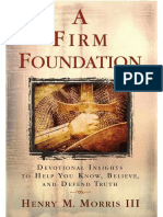 A Firm Foundation_ Devotional I - Henry M. Morris.epub