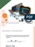 Análisis ultrasonido
