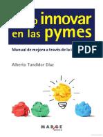 Como Innovar en La Pymes