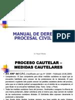 Manual de Derecho Procesal Civil III