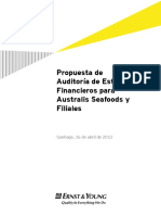 Ppta Auditoria Australis Seafoods Final
