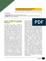 Lectura - Teoría del comportamiento organizacional.pdf