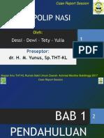 Crs Polip Nasi