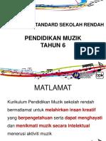 4. POWER POINT KURIKULUM PENDIDIKAN MUZIK TAHUN 6.pptx