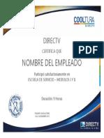Diploma Editable