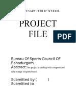 Dav Practicle File
