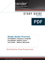 Tra Studyguide Preview 041805 Old
