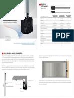 Manual Folheto Bv Corrente Garen Unisystem