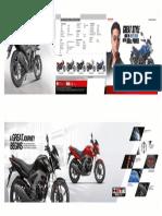 CBUnicorn 160 Brochure
