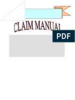 Railway Claim Manual