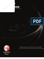 Notion3 User Guide