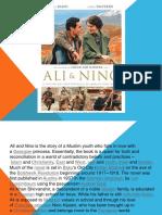 History of Ali and Nino
