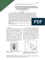 Efecto de la disponibilidad de agua en la supervivencia de Dysdercus peruvianus durante su etapa pre-reproductiva