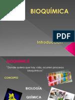 Bioquimica (introducción)