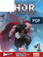 Thor - O Deus Do Trovão V1 01 (11-2012)