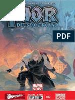 Thor - O Deus Do Trovão V1 02 (03-2013)