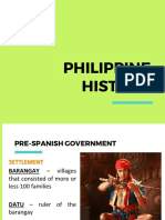LET REVIEW for Gen. Ed_Philippine History 1