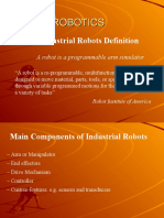 06 Industrial Robotics Robot Technology