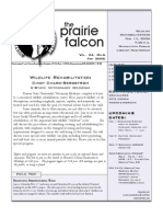 February 2006 Prairie Falcon Northern Flint Hills Audubon Society