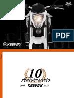 Catalogo Keeway2015RKS125