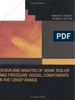Design & Analysis of ASME Boiler and Pressure Vessel Components in the Creep Range 2009.pdf