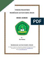 Cover Aurod Siswa Angkatan 2014-2015