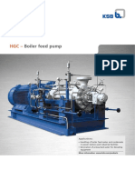 KSB – Boiler Feed Pump