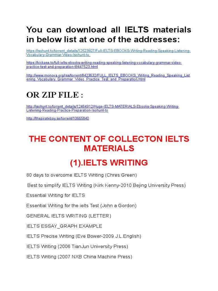 Download 300 ielts ebooks audio videoc fandeluxe Image collections