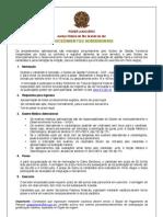 Proced Admission a Is e Inf Gerais 2010 Julho