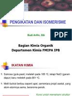 1 - (45) Pengikatan Dan Isomerisme (Baru)