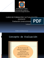 CURFAD. Evaluación constructivista.pptx