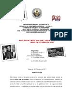Trabajo de La Crisis de Los Misiles- 2017 Definitivo