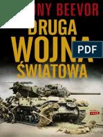 Antony Beevor - II Wojna Światowa