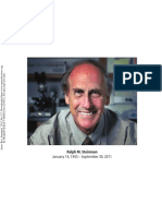Decisions About Dendritic Cells. Past, Present, And Future. 2012