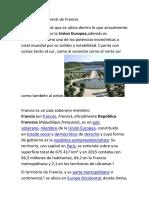 Información general de Francia.docx