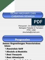 Islam Hadhari 2012