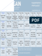 Oct 2017 FWFG Yoga Calendar