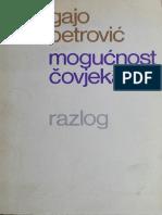 Gajo Petrović, Mogućnost čoveka.pdf
