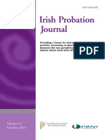 Criminals needs and Mental Health - Probation