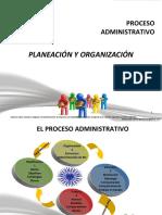 PPT Proceso Administrativo Planeacin y Organizacion