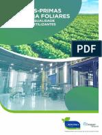 Catálogo Indústria Foliares NOVO