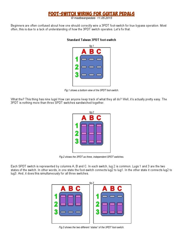 Spdt Switch Wiring Diagram Foot Most Uptodate Info Dpdt 3pdt Library Rh 10 Backlink Auktion De Toggle